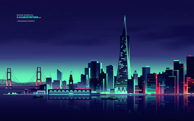 Amazing-City-Lights-Illustrations-6