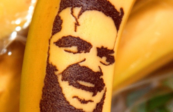 Tatoverte bananer