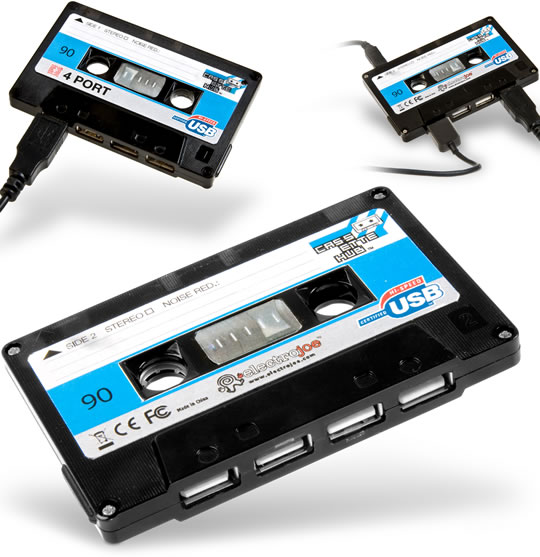 cassette-hub