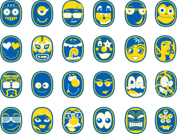 chiquita-banana-redesign-sticker-set