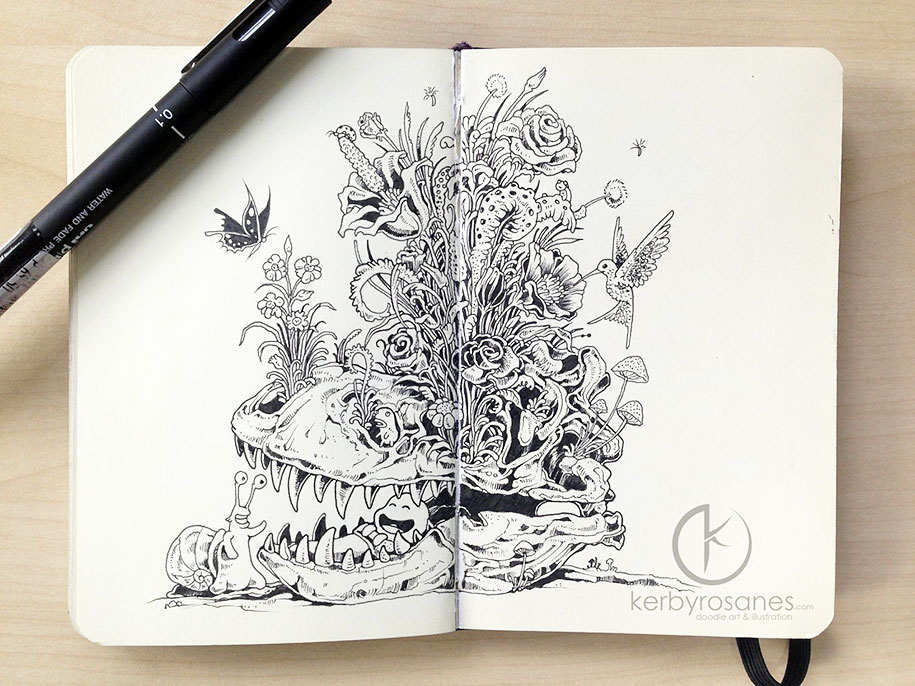 detailed-pen-drawings-kerby-rosanes-5