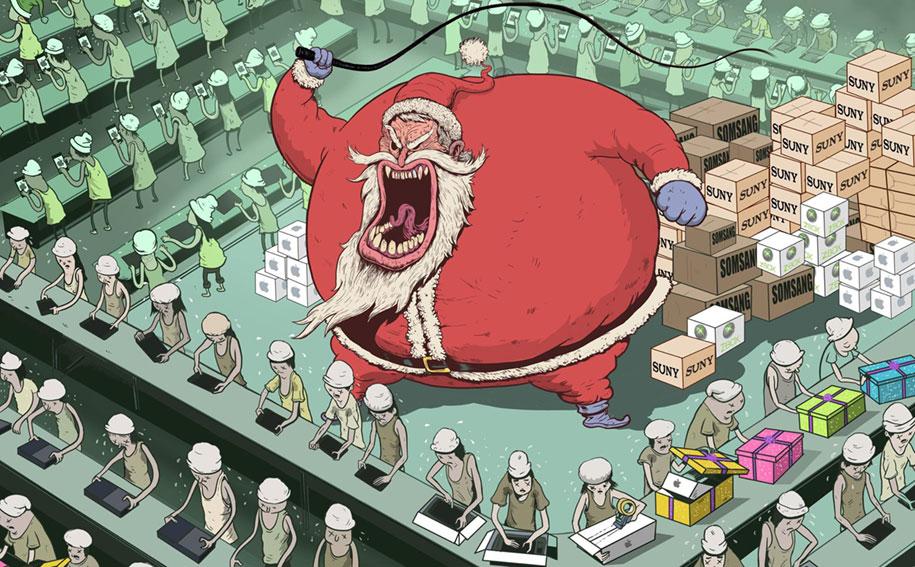 modern-life-horrors-problems-illustrations-steve-cutts-11