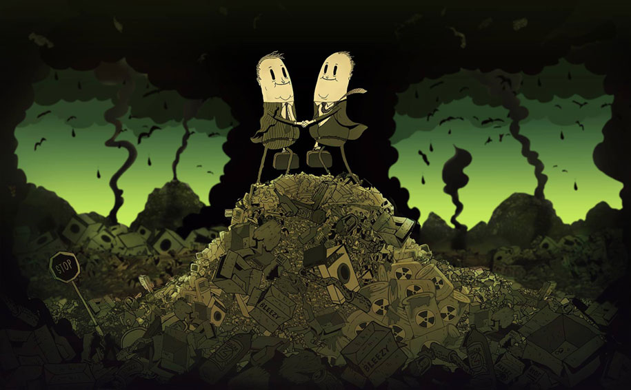 modern-life-horrors-problems-illustrations-steve-cutts-16