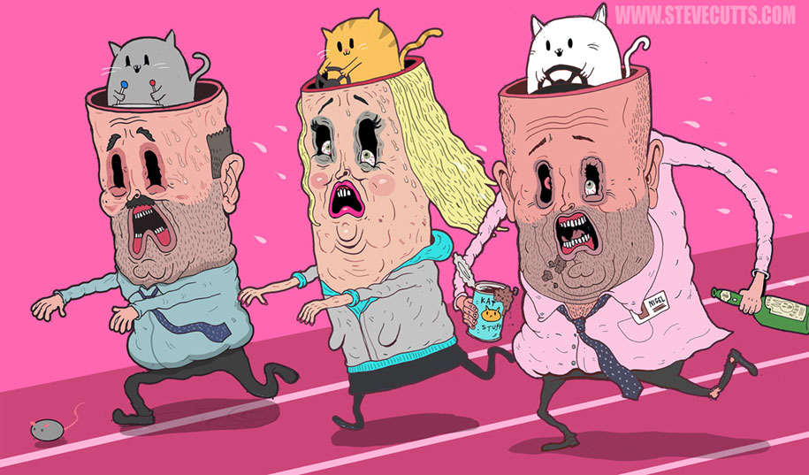 modern-life-horrors-problems-illustrations-steve-cutts-33