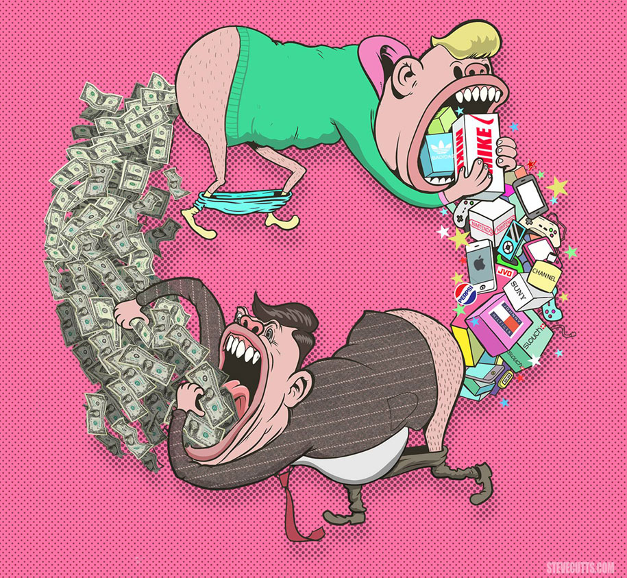 modern-life-horrors-problems-illustrations-steve-cutts-4