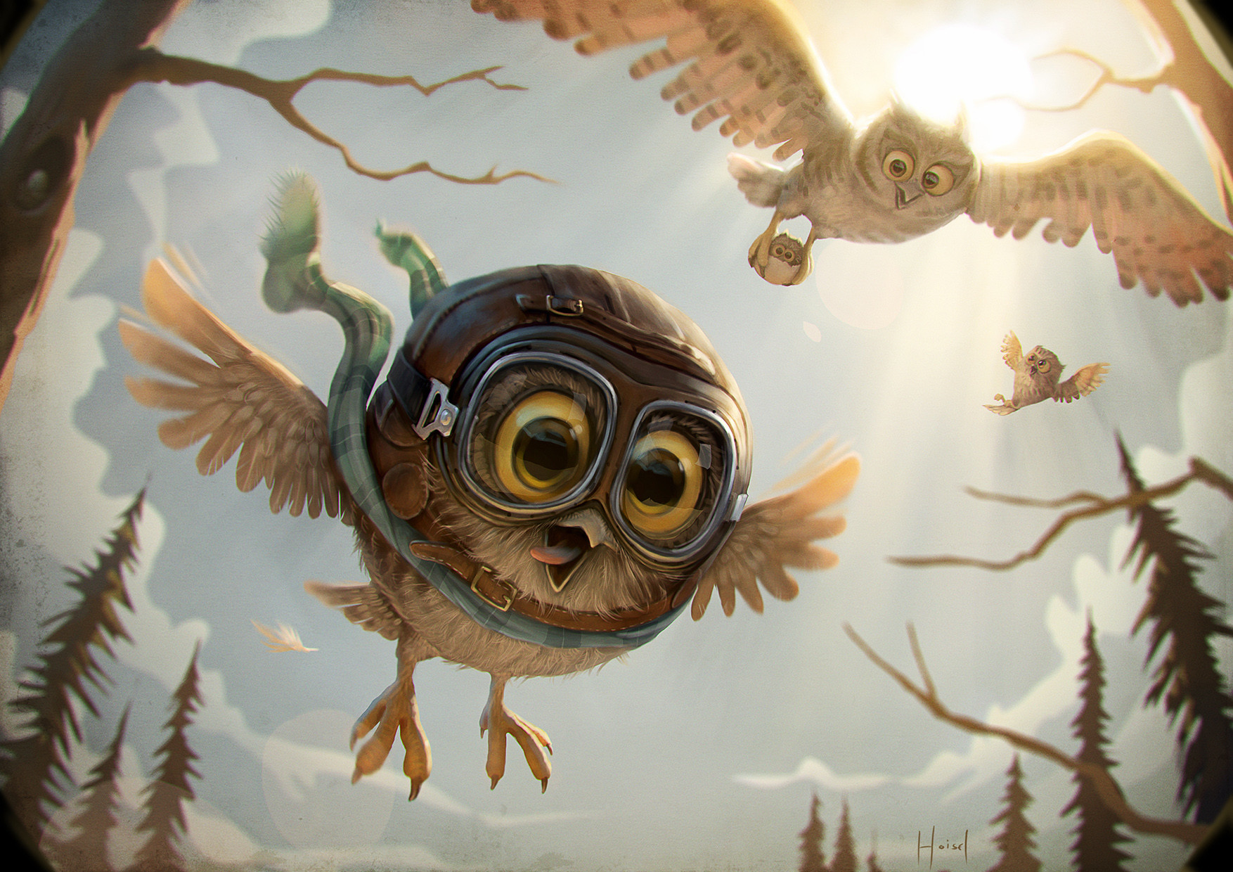 tiago-hoisel-first-flight