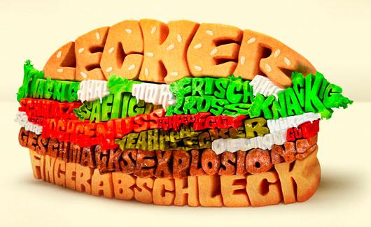 typografiburger